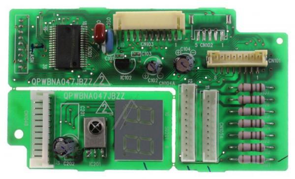 Moduł wyświetlacza do klimatyzacji DPWBFA398JBKZ,0