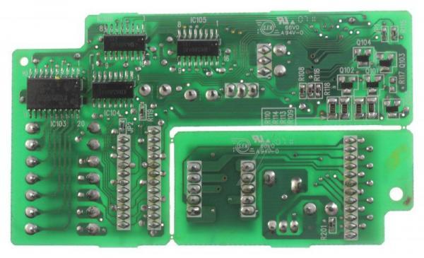 Moduł wyświetlacza do klimatyzacji DPWBFA398JBKZ,1