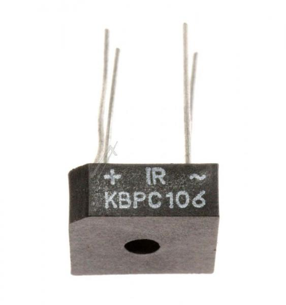 KBPC106 Mostek prostowniczy,0