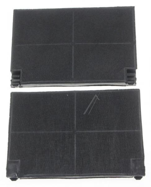 Filtr węglowy EFF55 aktywny w obudowie do okapu Electrolux 50232980008,1