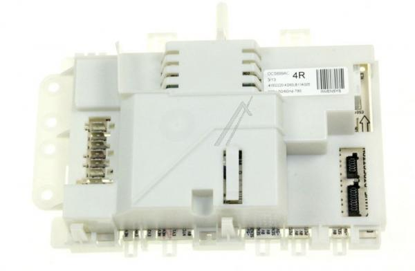 Moduł elektroniczny skonfigurowany do pralki 49010251,0