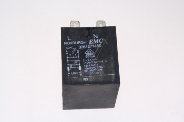 Filtr sieciowy do mikrofalówki 76X1632,0