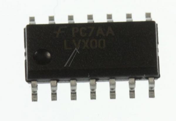 74LVX00M 74LVX,SMD,74LVX00,SOIC14,3,6V TYP:74LVX00M,0