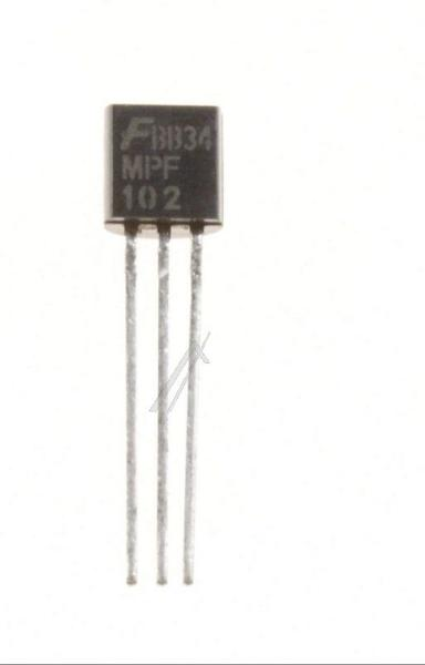 MPF102_D27Z Tranzystor TO-92 (n-channel),0