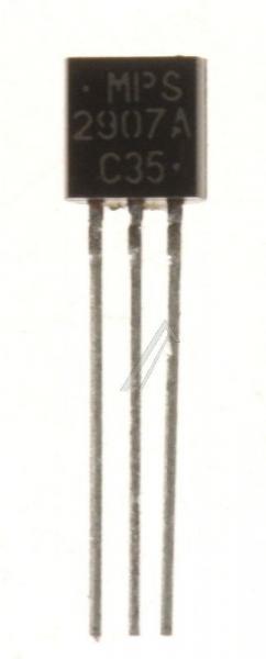 MPS2907AG Tranzystor TO-92 (pnp) 60V 0.6A 200MHz,0