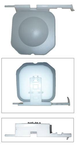 Klapka dystrybutora wnęki kostkarki do lodówki ABN32648401,0
