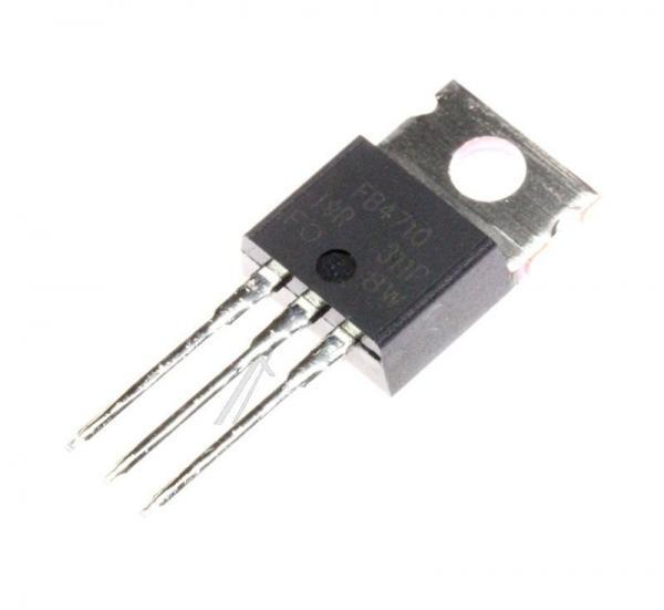 IRFB4710PBF Tranzystor MOS-FET TO-220 (n-channel) 100V 75A 7.5MHz,0