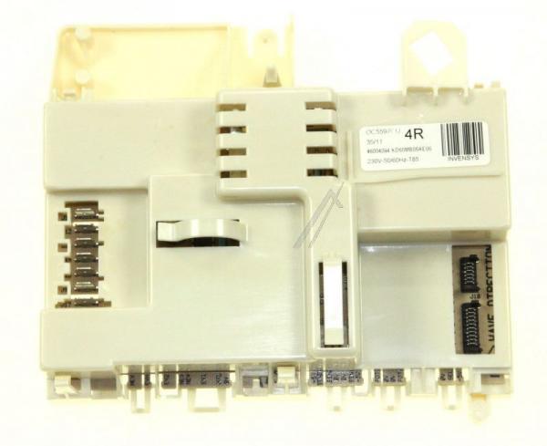 Moduł elektroniczny skonfigurowany do pralki 81453120,0