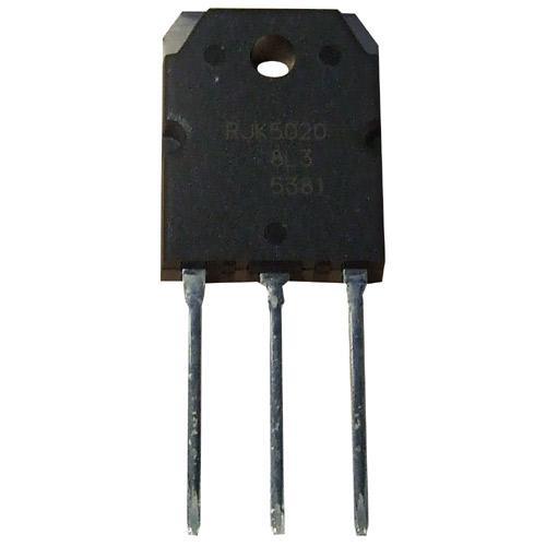 RJK5020 Tranzystor TO-3P (n-channel) 500V 40A 8MHz,0