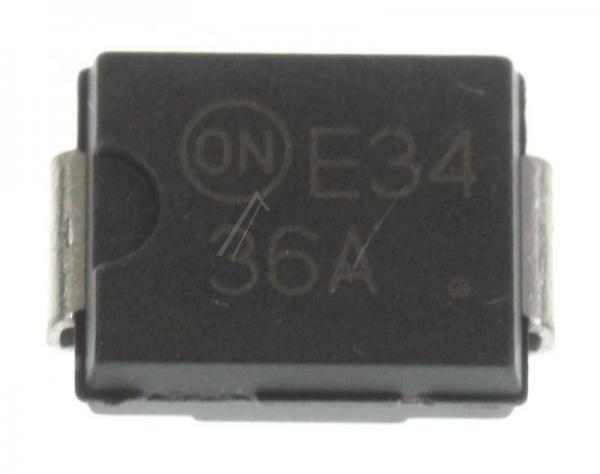 Dioda TVS 1,5SMC36AT3G,0