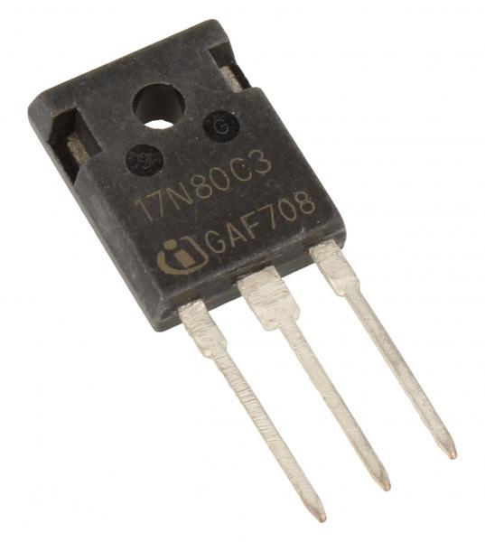 SPW17N80C3 Tranzystor TO-247 (n-channel) 800V 17A 66MHz,0