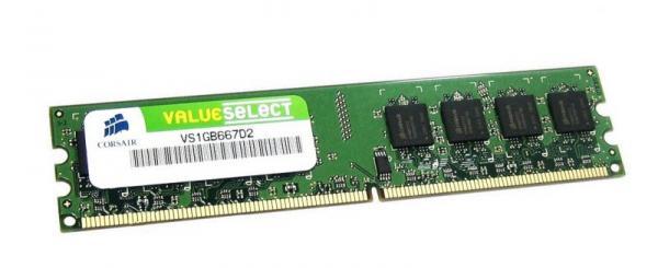 Pamięć RAM DDR2 667MHz 1GB VS1GB667D2,0
