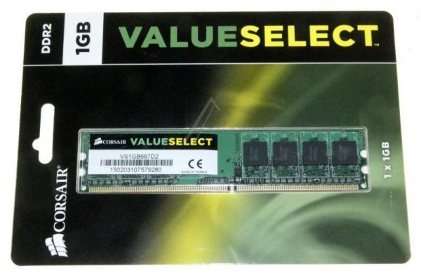 Pamięć RAM DDR2 667MHz 1GB VS1GB667D2,1