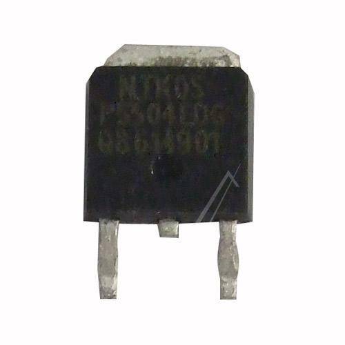 P5504EDG Tranzystor TO-252 (p-channel) 40V 8A 5MHz,0