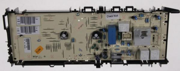 Moduł elektroniczny bez oprogramowania pralki 52X6196,0