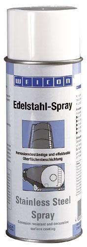 Preparat czyszczący (spray) Weicon do stali nierdzewnej 400ml,1