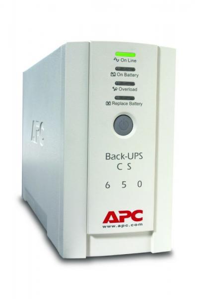 Akumulator   Zasilacz UPS  BK650EI,0