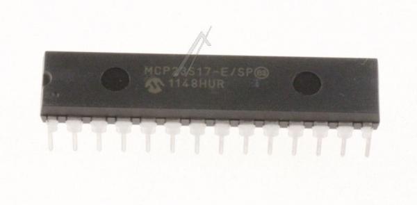 Mikroprocesor MCP23S17ESP MCP23S17-E/SP,0