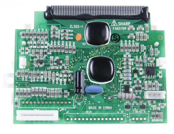 DPWBFA192URK1 CPU/LCD ASSY R-967 SHARP,1