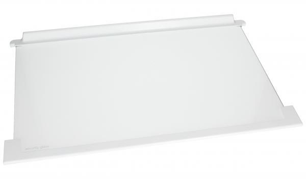 Szyba | Półka szklana kompletna górna 522x320mm do lodówki Electrolux 2425099476,0