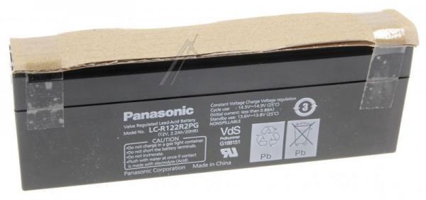 LCR122R2PG Akumulator UPS 12V 2200mAh Panasonic (1szt.),1