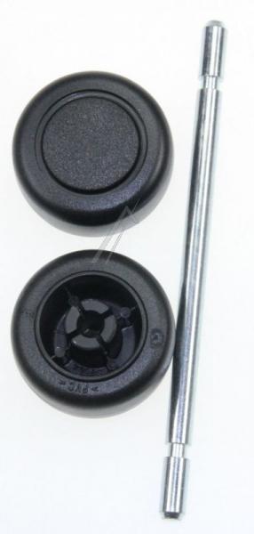 Rolka + oś ssawki do odkurzacza Siemens 00168949,0