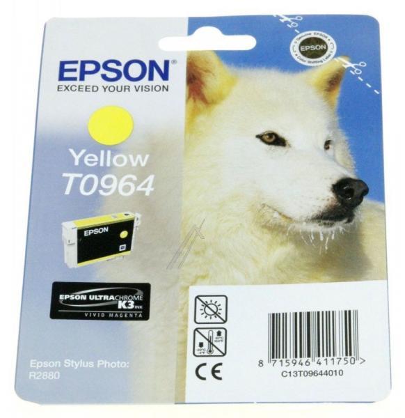 Tusz żółty do drukarki  C13T09644010,0