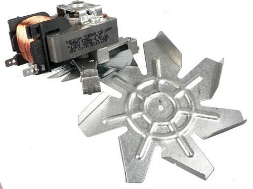 Silnik wentylatora do piekarnika C46A007C8,0