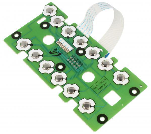Klawiatura panelu sterowania do mikrofalówki DE9600726A,0
