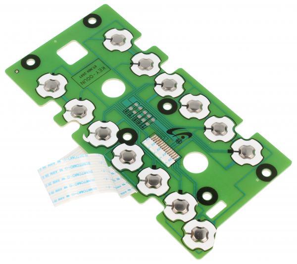 Klawiatura panelu sterowania do mikrofalówki DE9600726A,1