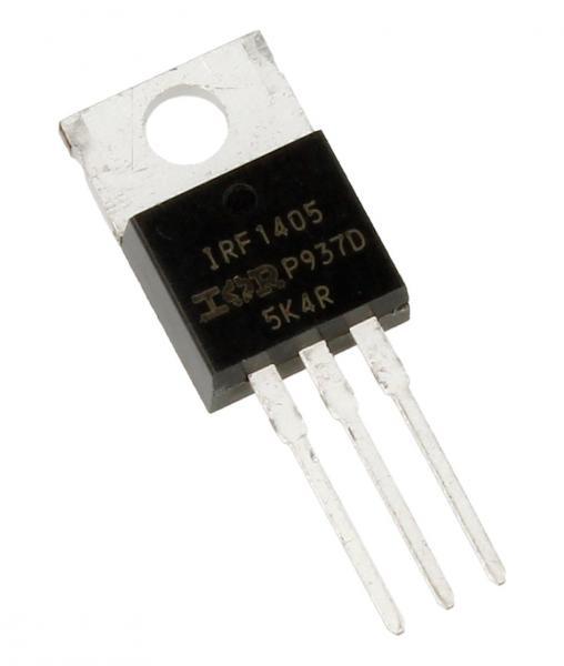 IRF1405PBF Tranzystor MOS-FET TO-220 (n-channel) 55V 169A 2MHz,0