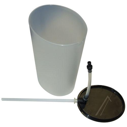 Dzbanek | Pojemnik na mleko (kompletny) do ekspresu do kawy 00648053,0