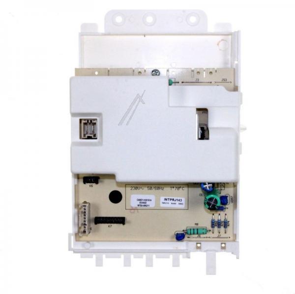 Moduł elektroniczny skonfigurowany do pralki 41023419,0