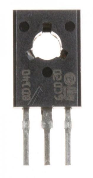 BD140 Tranzystor TO126 (pnp) 80V 1A 50MHz,0