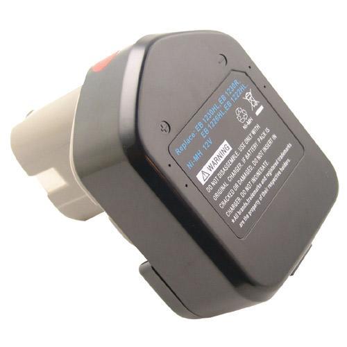 Bateria | Akumulator WKZA12027 do elektronarzędzi Hitachi (12V | 2000mAh),0