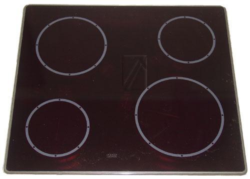 481981728986 C00500982 płyta ceramiczna akl428ix farbe inox/stal nier. WHIRLPOOL/INDESIT,0