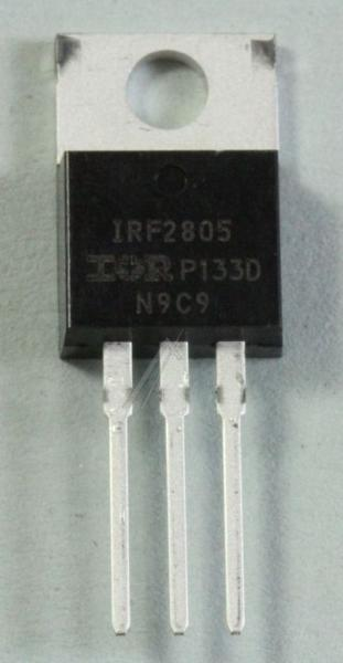 IRF2805PBF Tranzystor MOS-FET TO-220 (n-channel) 55V 75A 8.3MHz,0