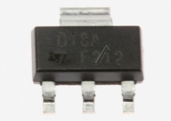 LD1117AS18TR v reg, ldo 1,8v, smd sot-223 STMICROELECTRONICS,0
