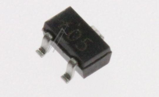 PDTA124 Tranzystor SOT-323 (pnp) 50V 100A,0