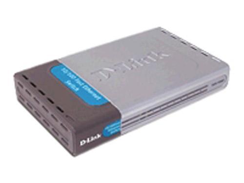 Switch LAN 8 portów D-Link DES1008DE,0