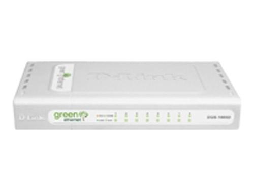 Switch LAN 8 portów D-Link DGS1008DE,1