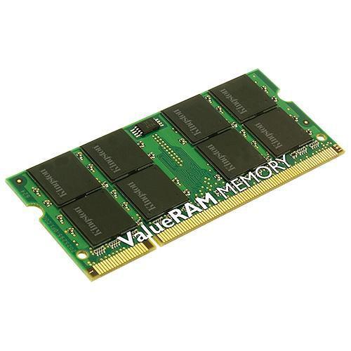 Pamięć RAM DDR2 800MHz 1GB SO-DIMM KVR800D2S61G,0