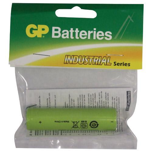 GP380AFH1A1P Akumulator 1.2V 3800mAh,0