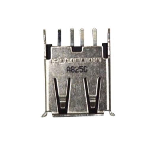 3722002516 JACK-USB4P/1C,AU30U,BLK,STRAIGHT,A TYPE SAMSUNG,0