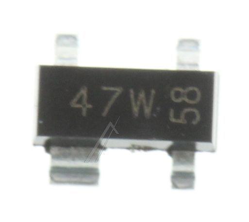 BAS40-07,215 Dioda Schottkiego BAS4007,215 40V | 0.12A (SOT-143),0