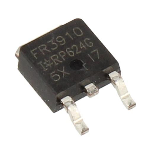 IRFR3910PBF Tranzystor MOS-FET D-PAK (n-channel) 100V 15A 37MHz,0