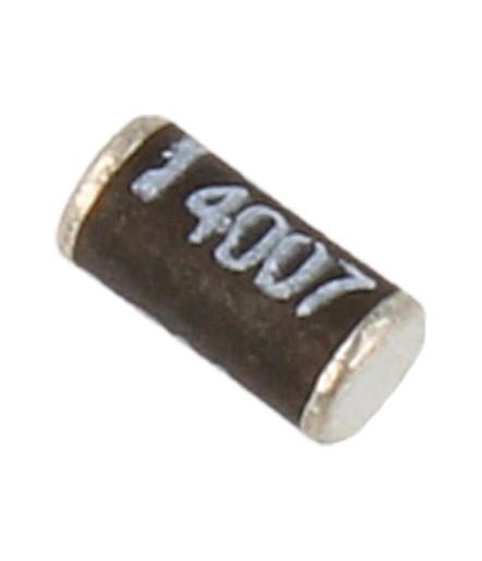 SM4007  1000V Dioda prostownicza MELF SMD,0