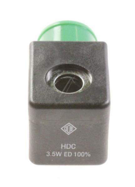 3570740013 SPULE,ELEKTROVENTIL,GAS,HDC3X2 AEG,1