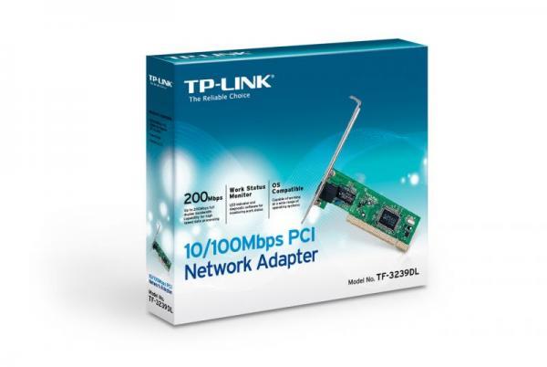 Karta sieciowa PCI TP-Link TF3239DL,1