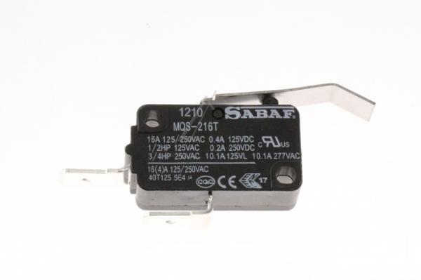 Mikroprzełącznik do piekarnika Indesit 482000030984,0